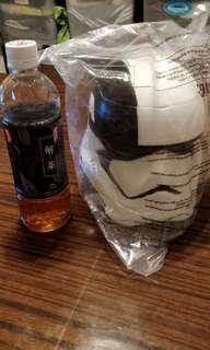 Starwar Stormtrooper head container帝國風暴兵