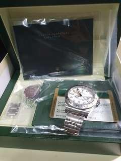 Rolex Explorer 2 216570 Polar