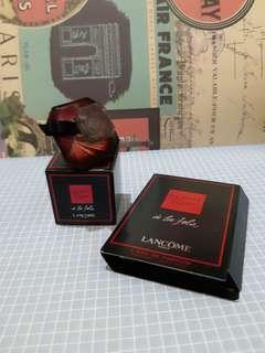 Mini Set Parfum 👉 Miniatur 5ml + Vial 1,2ml Lancome La Nuit Tresor A LA Folie L'eau De Parfum