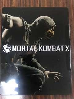 XBOX Mortal Kombat X steelcase