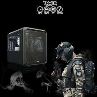 Compact Gaming Desktops [Best] - Brand New + Warranty - Tier 1
