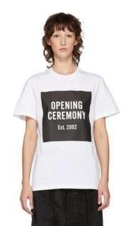 Opening ceremony women's tshirt- size large