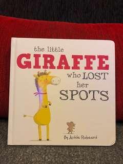 The Little Giraffee Who Lost Her Spots