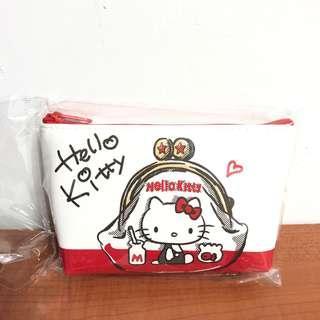 Hello kitty化妝包/零錢包