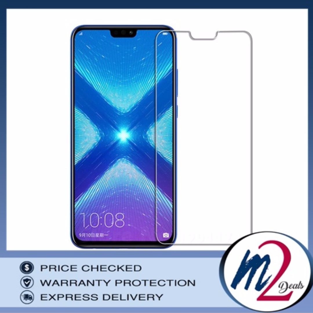 9H Hardness Tempered Glass For Huawei Honor 8X