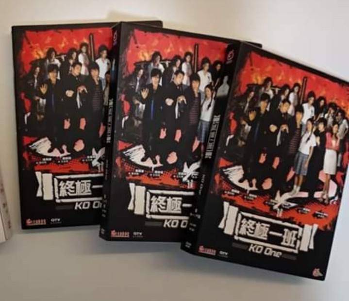 台劇 終極一班 正版dvd