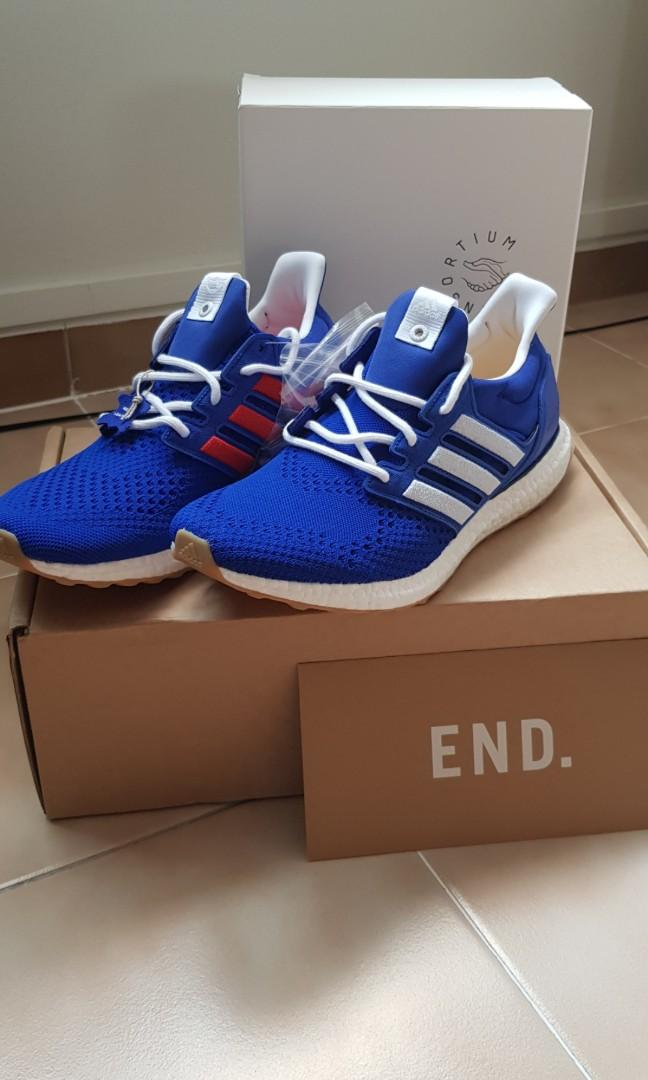 competitive price caf1b 16eff ADIDAS CONSORTIUM X ENGINEERED GARMENTS ULTRA BOOST US10.5 ...