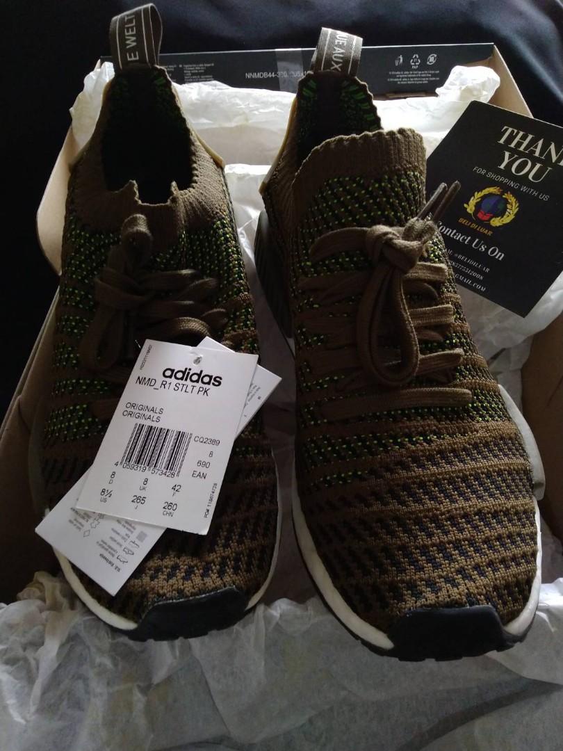 85ed17e14 MURAH! Adidas NMD R1 STLT Primeknit BNIB Original murah