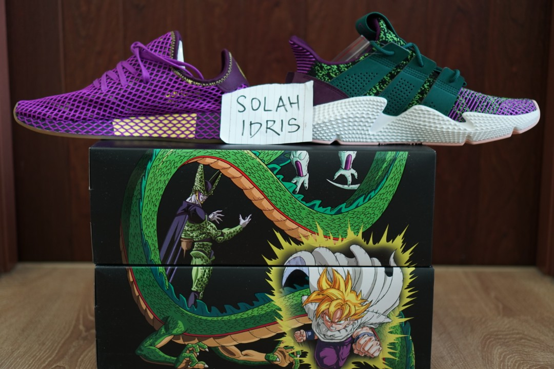 promo code 26ef0 acffd Adidas prophere cell  deerupt gohan dragon ball z, Mens Fash