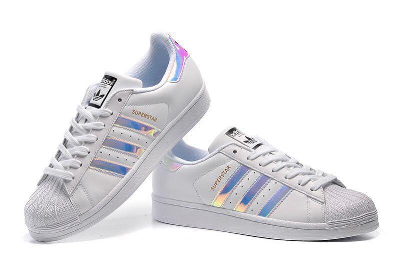 Adidas Superstar Hologram, Women's