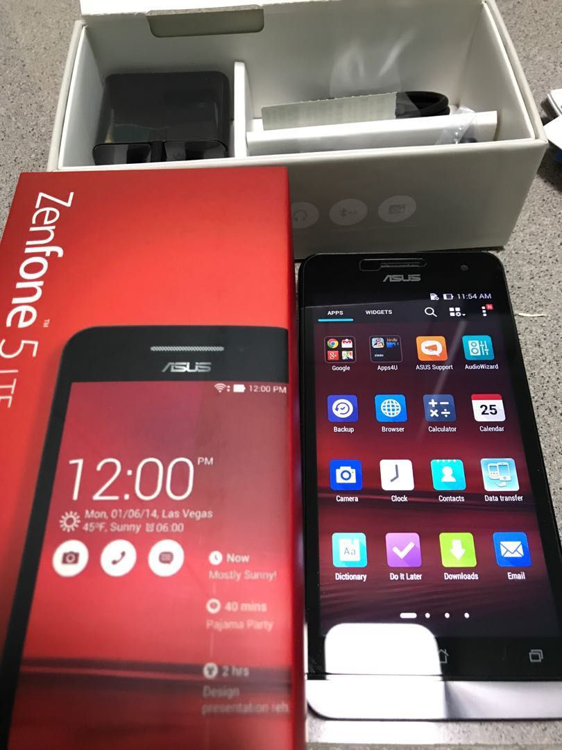 Asus Zenfone 5 LTE 4G 8GB Android Phone