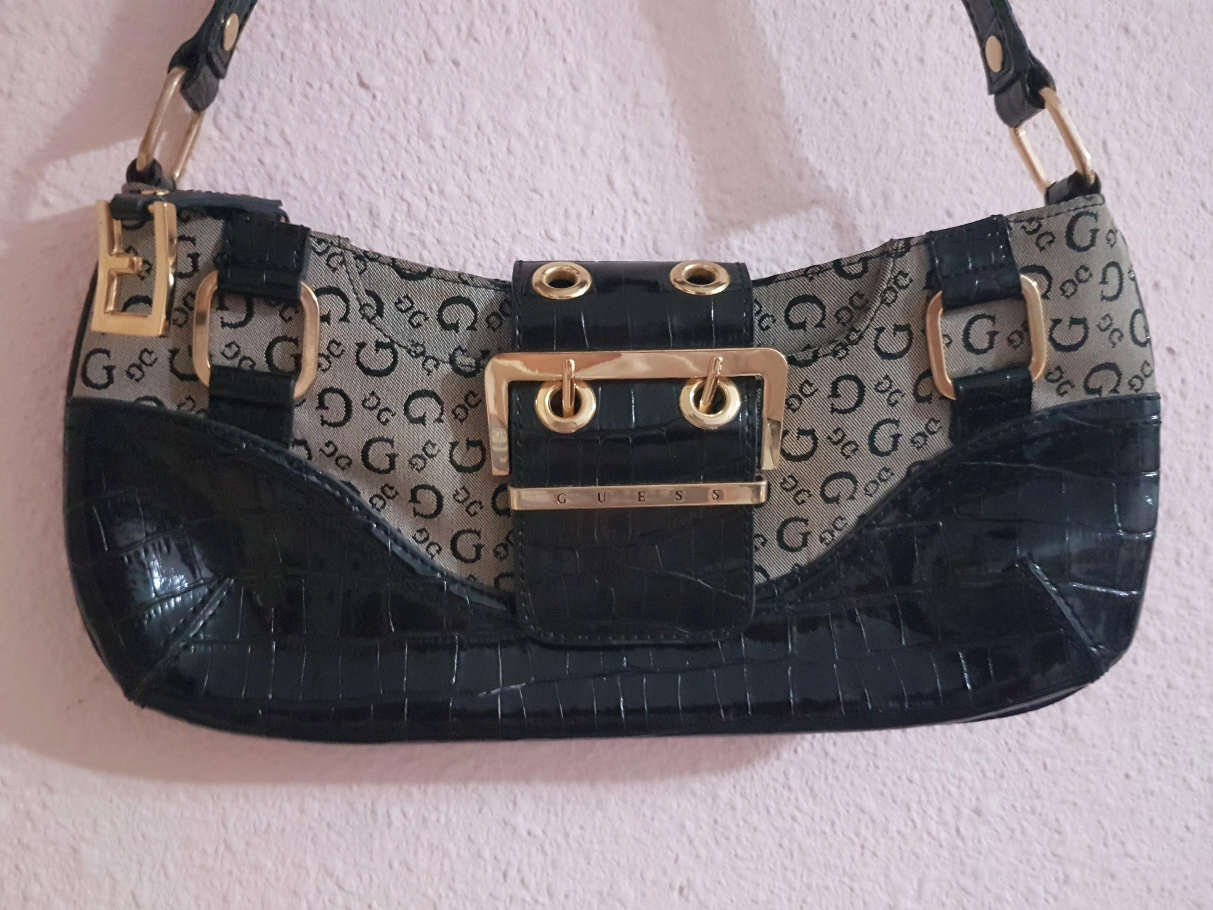 Authentic Guess Bag f639e79cdb2df