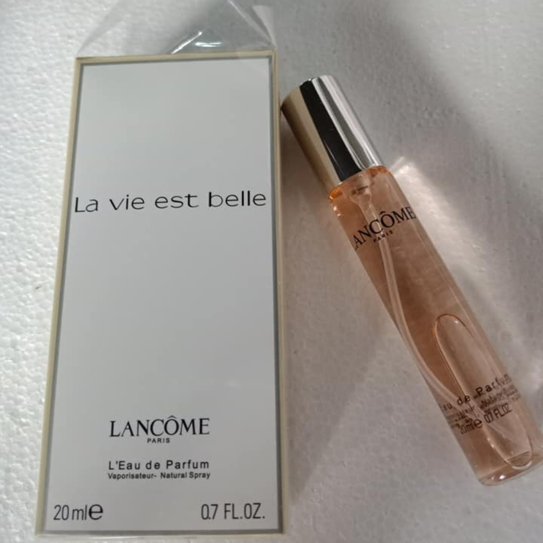 Tester Belle Lancome Est 20ml Vie Authentic RL4j35A