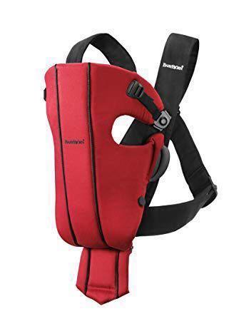 d7b8c15d1f8 BabyBjorn Baby Carrier Original (Red)