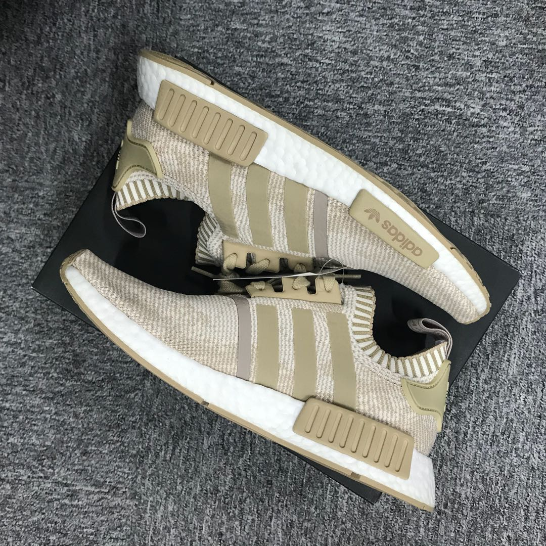18a194534d4e4 BELOW RETAIL - Adidas NMD R1 PK Tan
