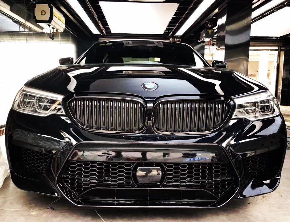 BMW G30 M5 Bodykit, Car Accessories, Accessories on Carousell