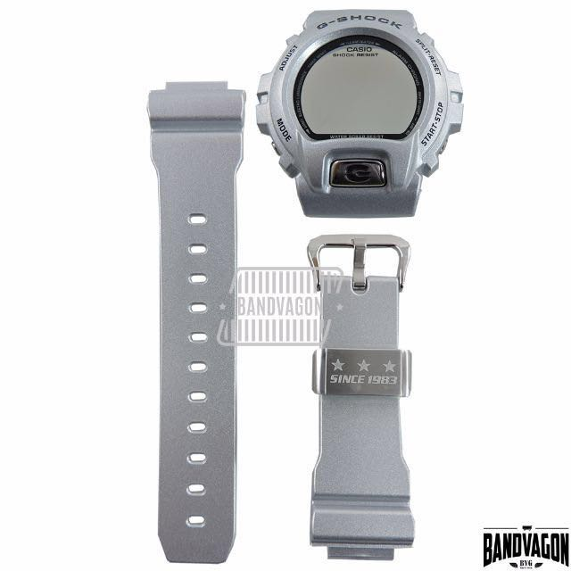 01977ef8afb5 Brand New Casio G-Shock DW-6930BS-8 30th Anniversary Silver Coin ...