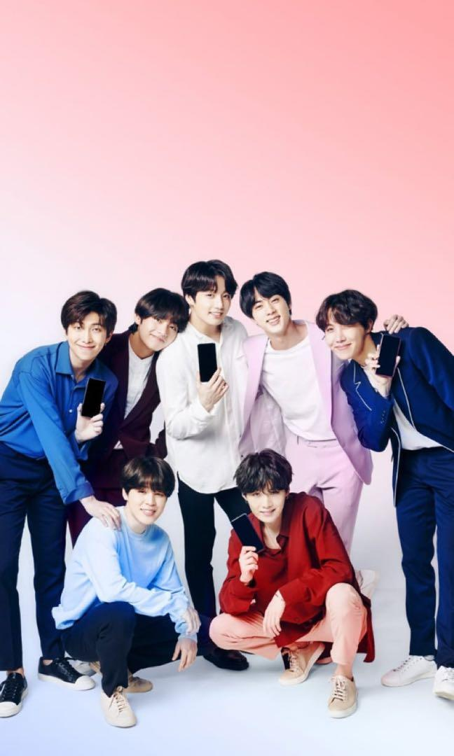 BTS GROUP CHAT!💜, Entertainment, K-Wave on Carousell