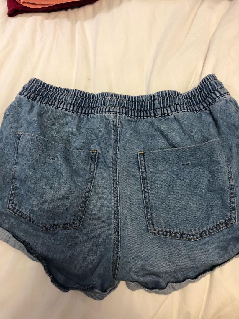 Garage shorts