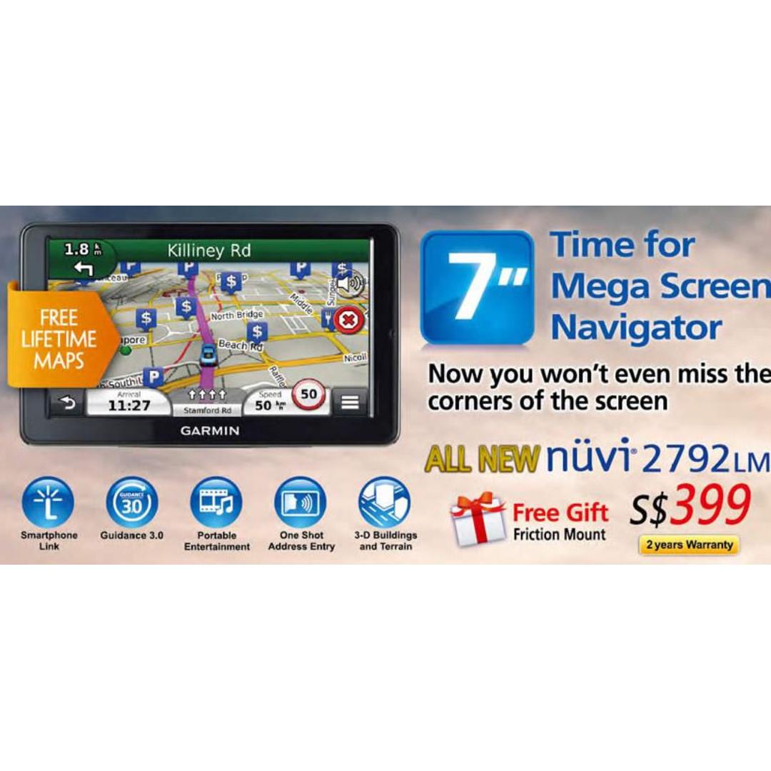 Garmin GPS 7