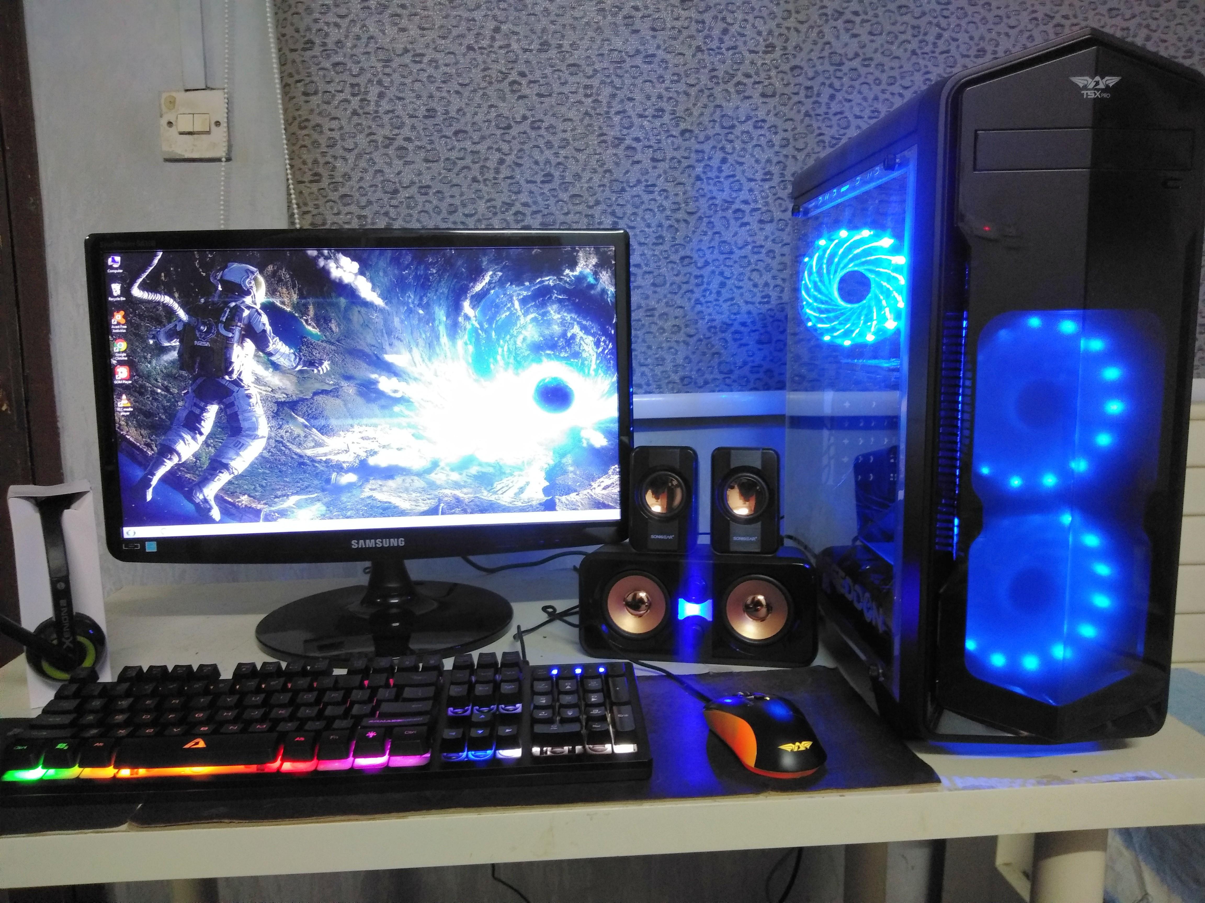 100 Gambar Monitor Cpu Keyboard Paling Bagus