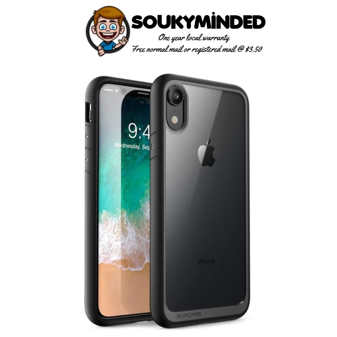 sports shoes 59f37 133db [IN-STOCK] iPhone XR Case, SUPCASE [Unicorn Beetle Style Series] Premium  Hybrid Protective Clear Case for Apple iPhone XR 6.1 inch 2018 Release ...