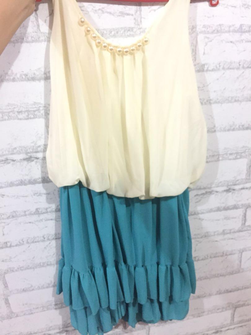 Korean dress tosca
