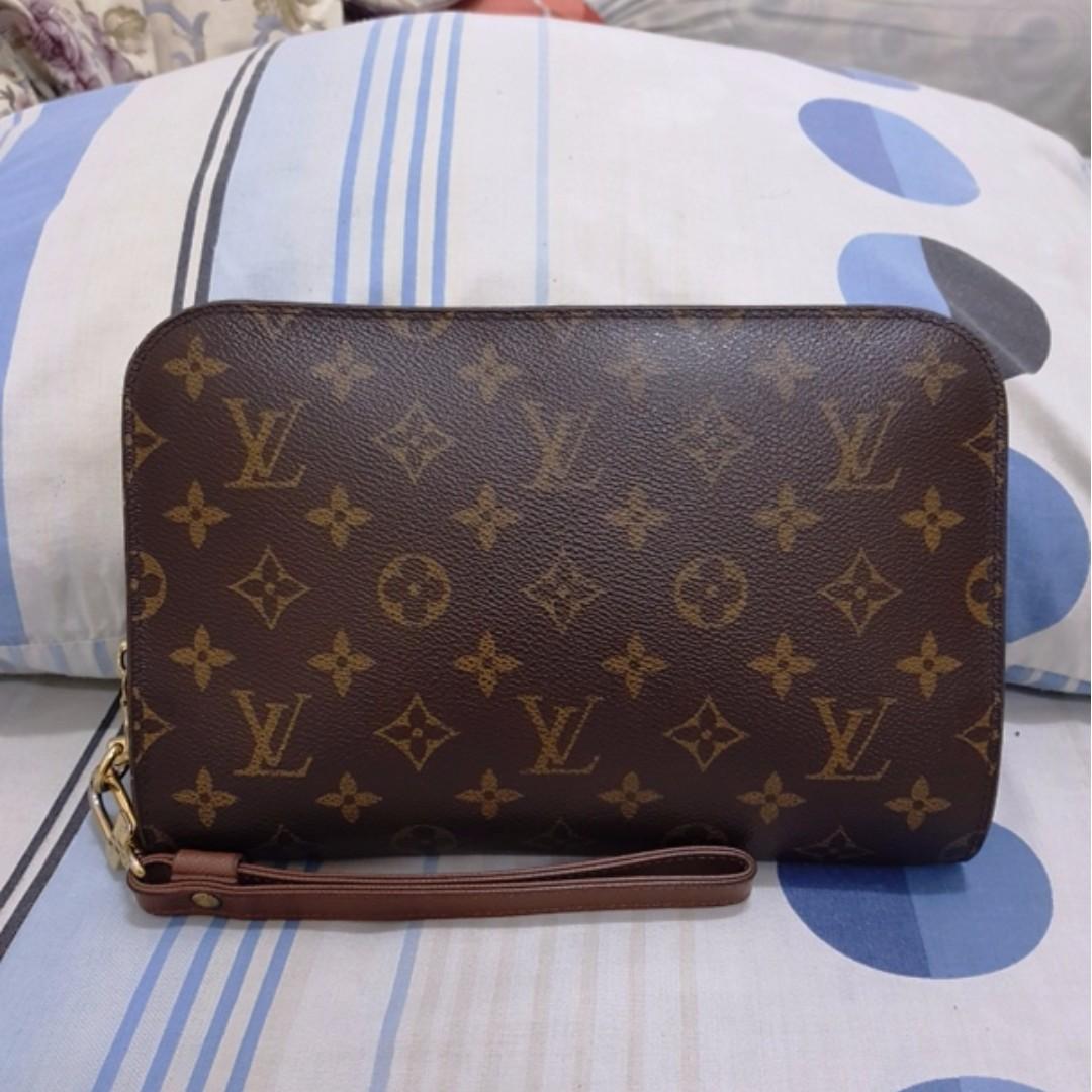 c04ca9d919c Louis Vuitton LV Orsay monogram original authentic not hermes ...