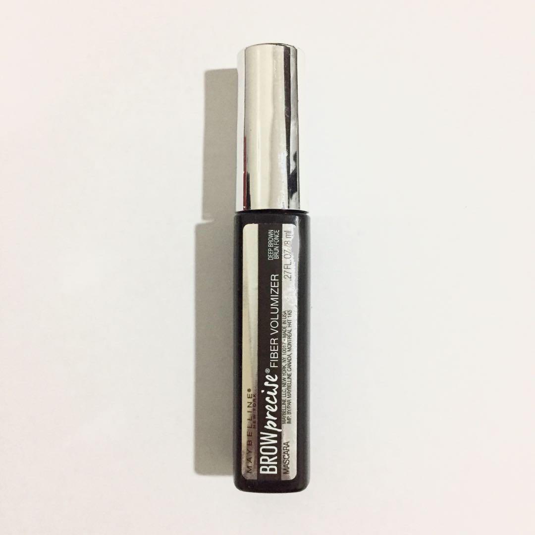 53933c32f99 Maybelline's Brow Precise Fiber Volumizer - Eyebrow Mascara on Carousell