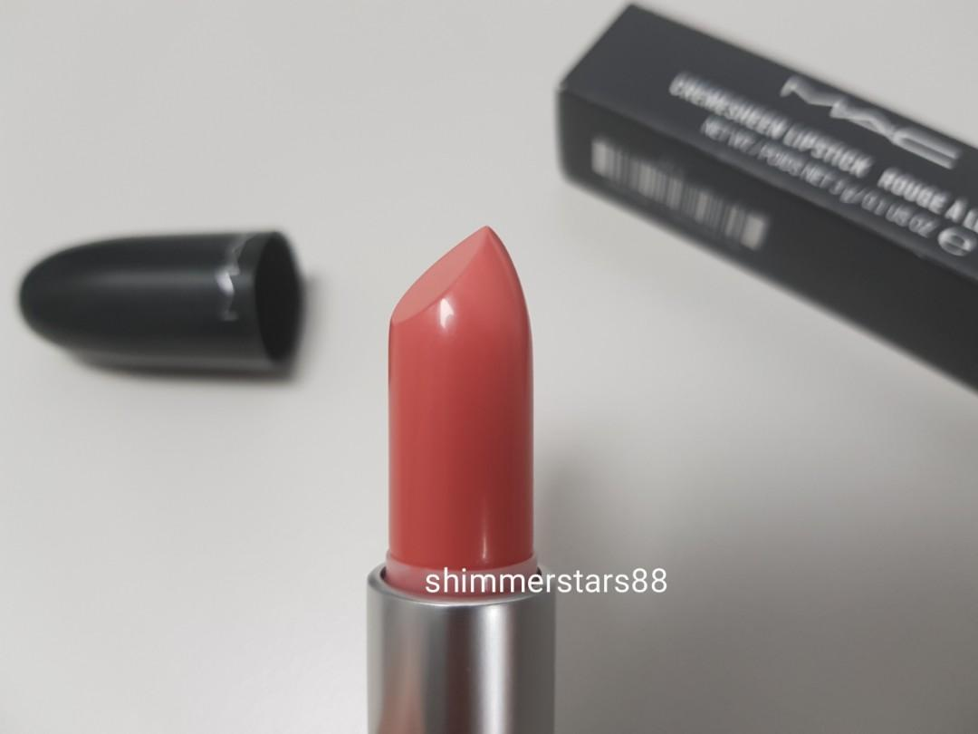 New Limited Edition MAC Coral Bliss Lipstick, RRP$36, FREE POSTAGE