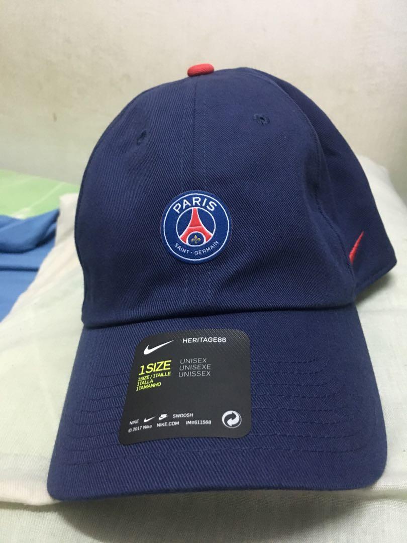 Paris saint germain PSG H86 Nike cap (one size)