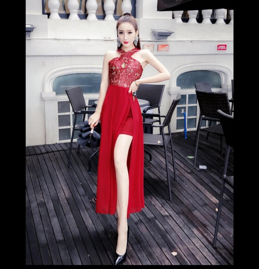 734fc05562c6 Red Black Prom Dresses - PostParc
