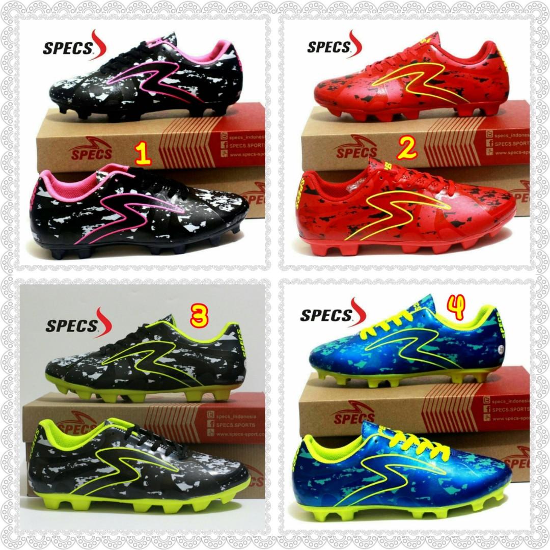 Sepatu bola specs soccer pria cowok anak import ori original murah terbaru  2018 9ee9366b59