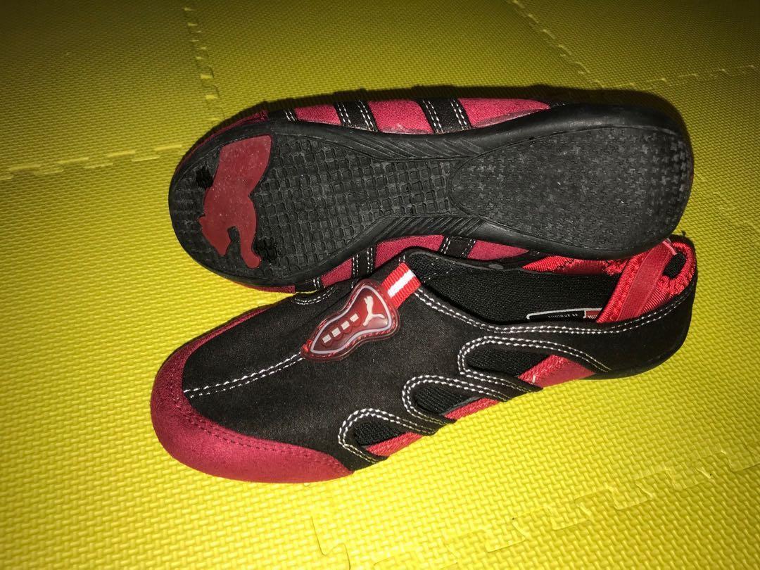 fecha límite Cantidad de dinero Sospechar  Sepatu Puma Ninja, Fesyen Wanita, Sepatu di Carousell