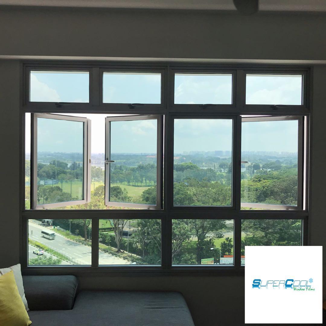 SuperCool Window Films HDB BUNDLE 5-ROOM