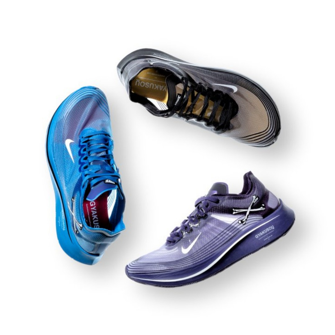 bf87d9d89e7f Undercover Gyakusou x Nike Zoom Fly SP