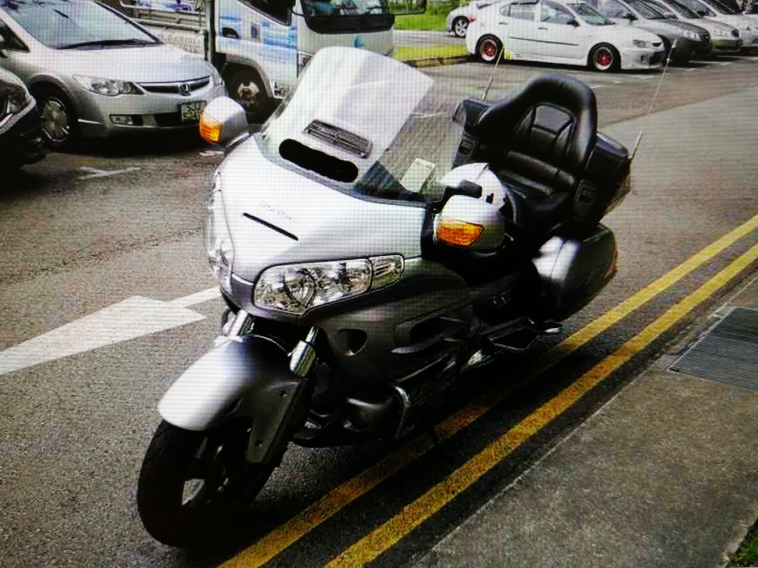Used Motorcycle Motorbikes Motorbikes For Sale Class 2 On Carousell