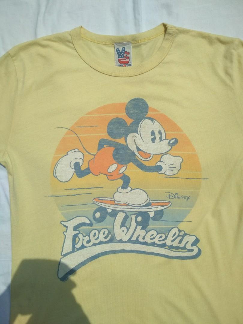 Vintage Mickey Mouse Shirt Men S Fashion Men S Clothes