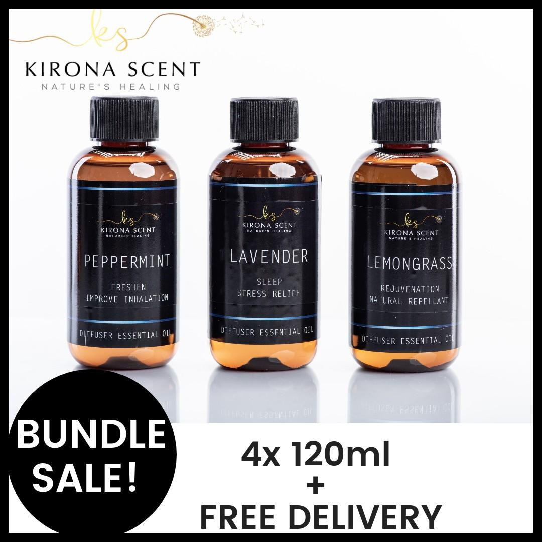 🌟BUNDLE SALE IS BACK! WATER SOLUBLE ESSENTIAL OIL. AROMATHERAPY. USE FOR AROMA DIFFUSERS