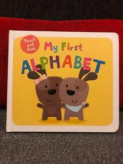 Touch & Feel My First Alphabet