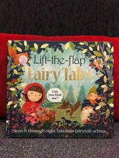 Lift the flap Fairy Tales