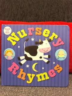 Touch & Feel Nursery Rhymes