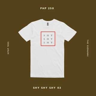 TWICE Sana's Shy Shy Shy Shirt 02 - The Ssenunni
