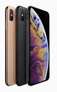 Re-Contract iPhone Xs Max