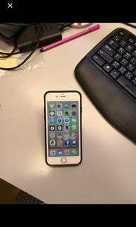 IPhone 6s 64g 金色