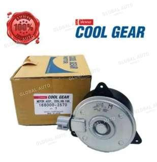 Denso Cool Gear Radiator Motor for Proton Gen2 blm persona /vios ncp42 (Auto) 16800-2570