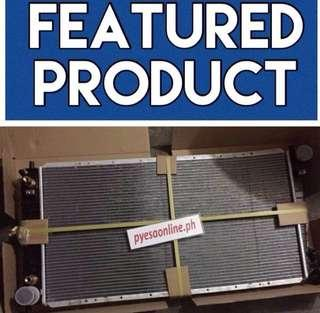 Ford expedition radiator assembly
