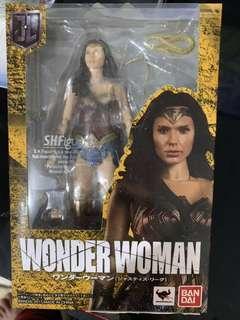 全新現貨 神力女超人SHF代理版