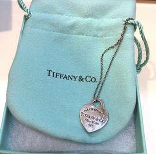 🚚 Tiffany項鍊