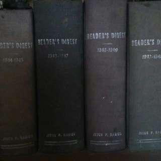 Compiled Reader's Digest (Hard Bound)